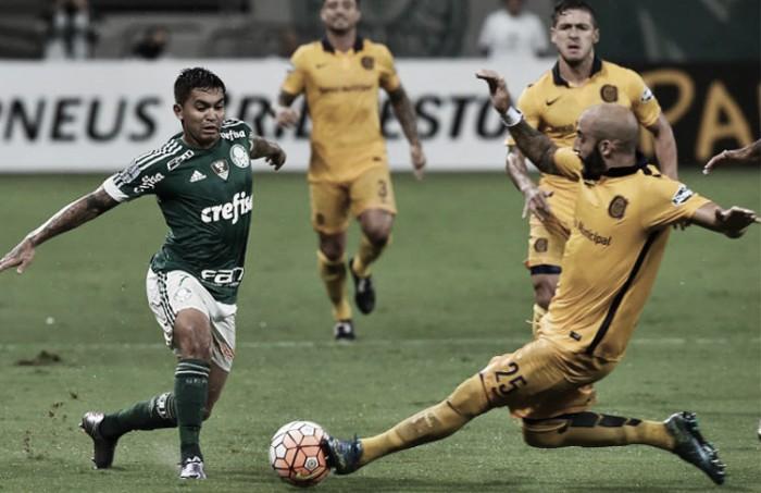 Previa Rosario Central - Palmeiras: por la clasificación