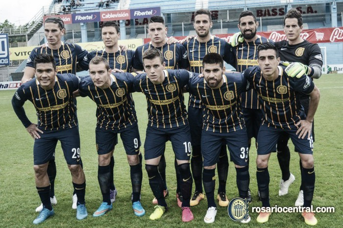 """AtléticoRafaela 0-0 Rosario Central. Puntajes del """"Canaya"""""""