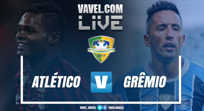 Resultado: Grêmio vence Atlético-PR e é semifinalista na Copa do Brasil (2-3)