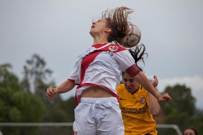 Julia Muñoz debuta en el primer equipo
