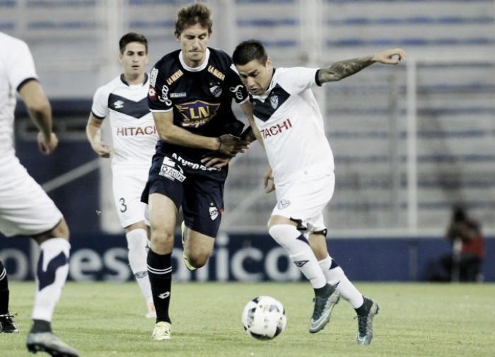 Vélez-Quilmes, sólo les interesa sumar