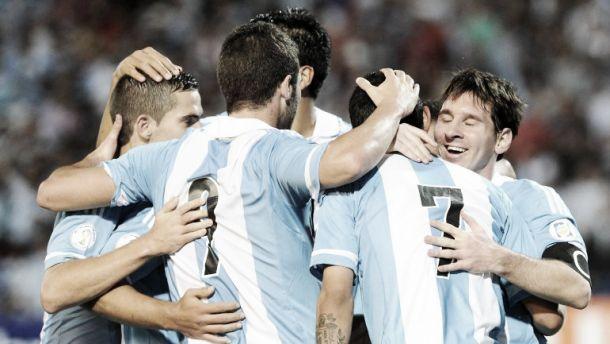 Rumania - Argentina: El primer examen del año