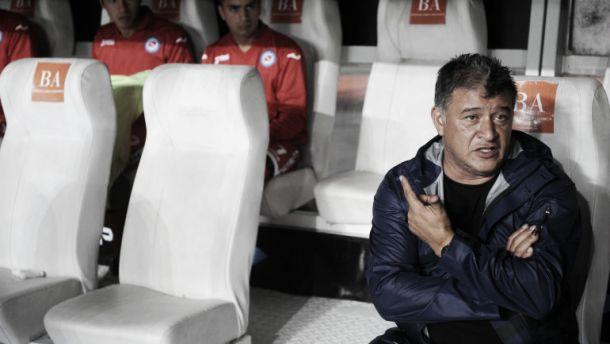 Borghi: ''Me quedo hasta el final del campeonato''