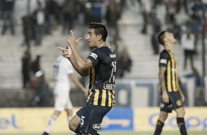 En la última pelota, Central le ganó a Quilmes