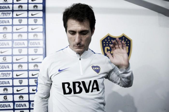 """Guillermo: """"Nuestro objetivo no es ganarle el campeonato a tal equipo"""""""