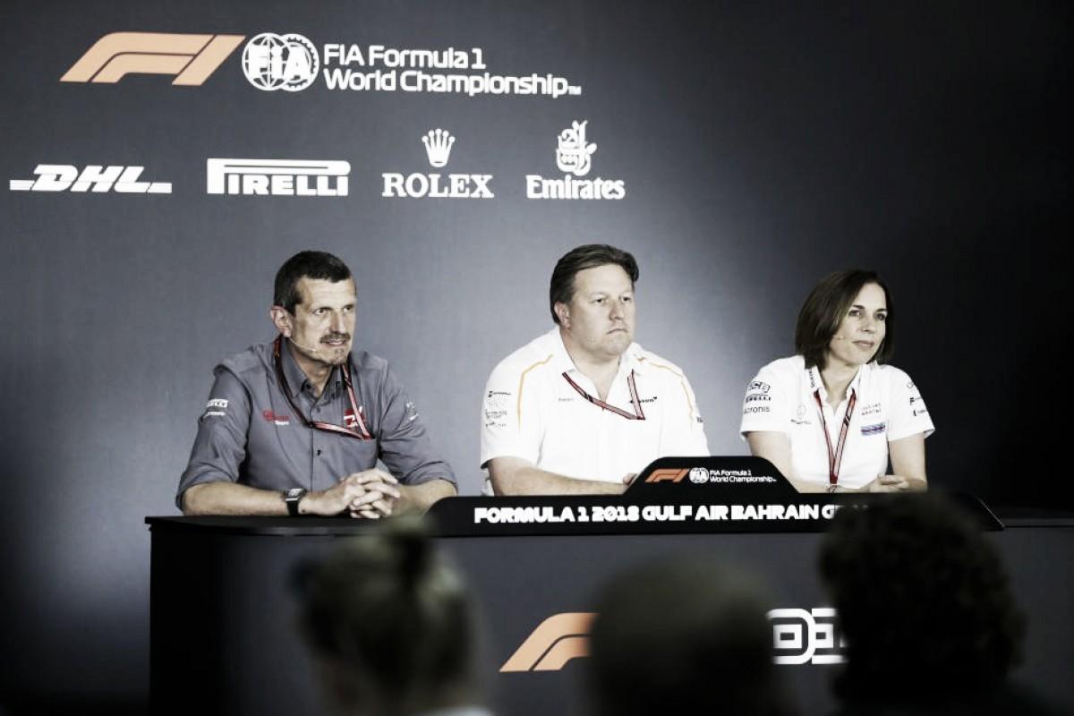 """Steiner: """"Con suerte, tendremos una carrera impecable"""""""