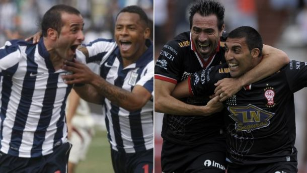 Resultado Alianza Lima - Huracán en la Copa Libertadores 2015