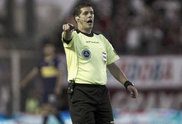 Delfino, el árbitro para el clásico
