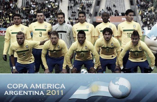 Brasil y su última Copa América