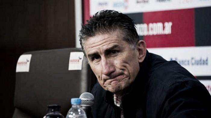 """Edgardo Bauza: """"Aguirre en un excelente técnico"""""""