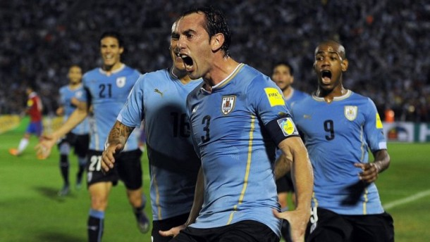 Uruguay 3-0 Chile: Los Charruas Dominate In Petty, Conflict-Filled Rematch With Chileans