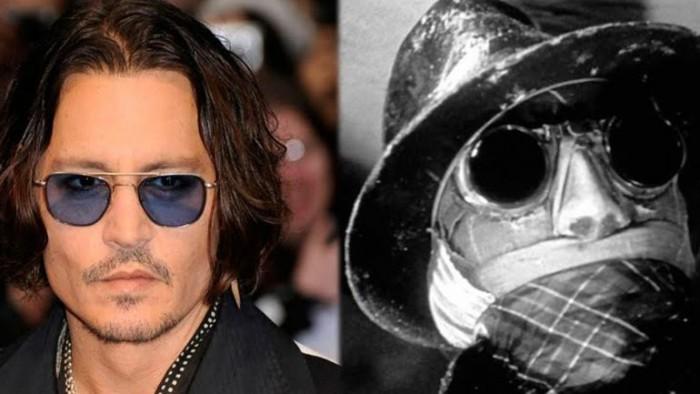 Jhonny Depp será el Hombre Invisible