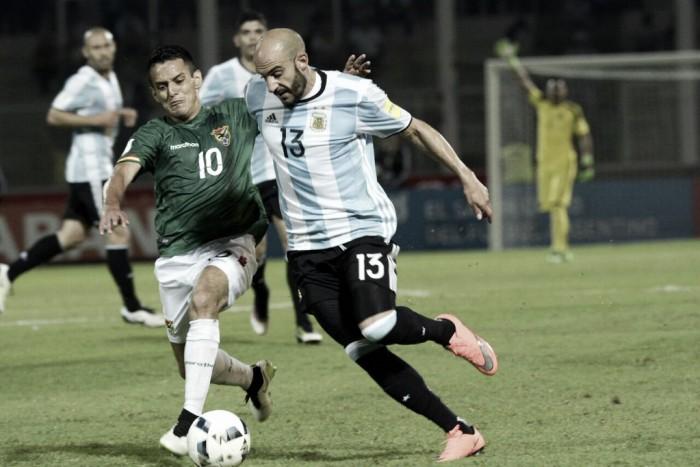 """Javier Pinola: """"Si llegué a la Selección fue por el grupo que tengo atrás"""""""