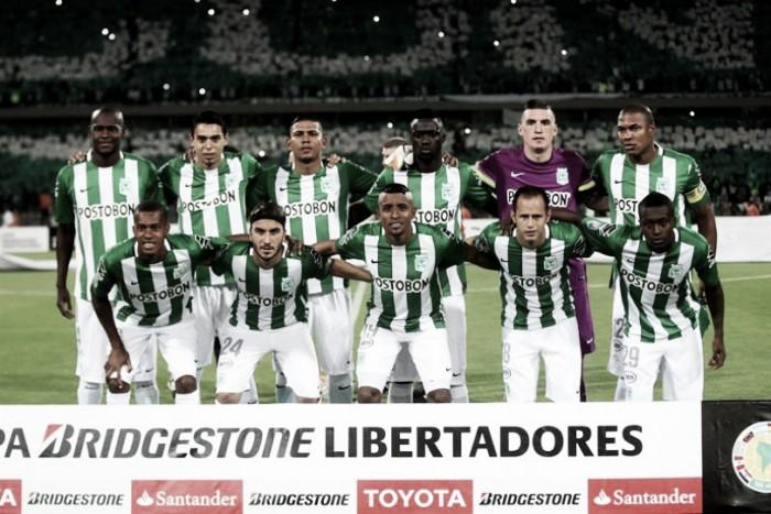 El camino de Atlético Nacional hacia los 4tos de final