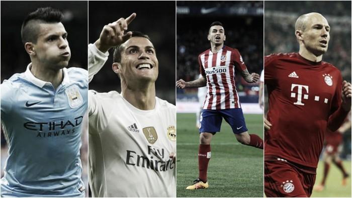 Semifinales de Champions con participación argentina