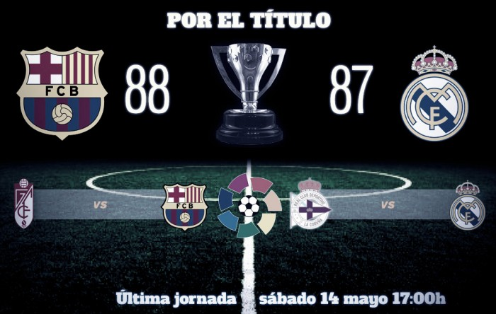 Liga BBVA: se define al campeón