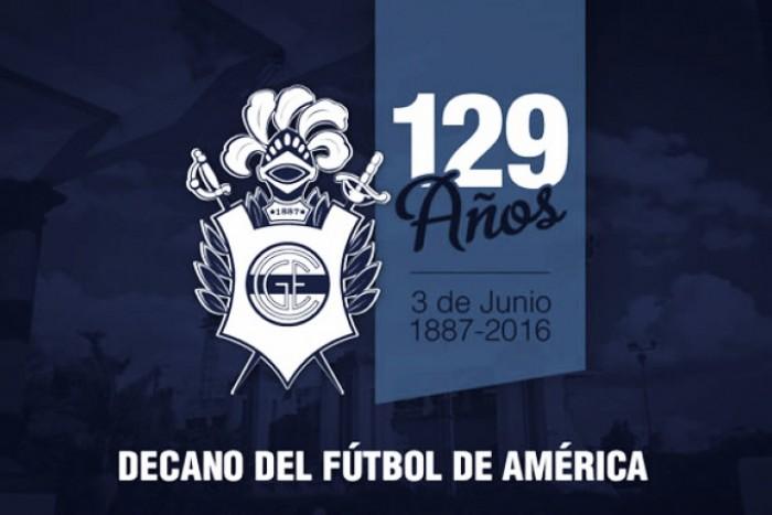 ¡ Felices 129 años Lobo !