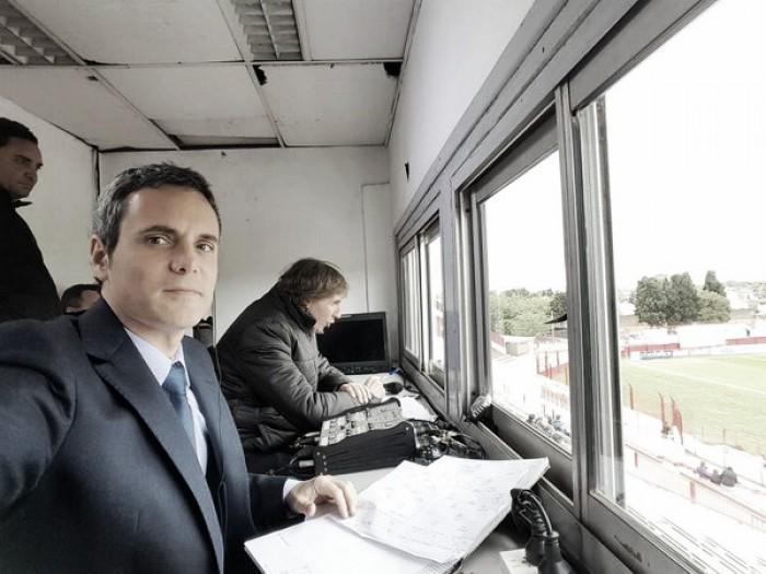 """Entrevista. Javier Tabares: """"El fútbol no es una isla respecto de los demás deportes"""""""