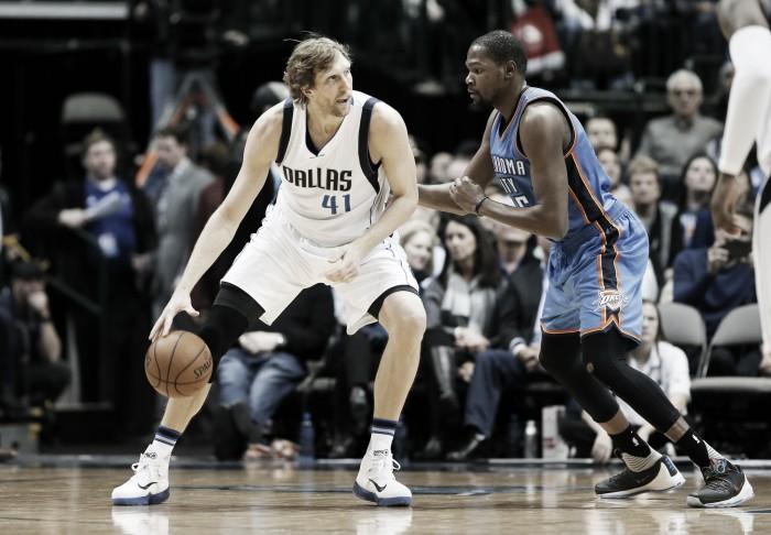 Previa Thunder - Mavericks: un duelo con historia