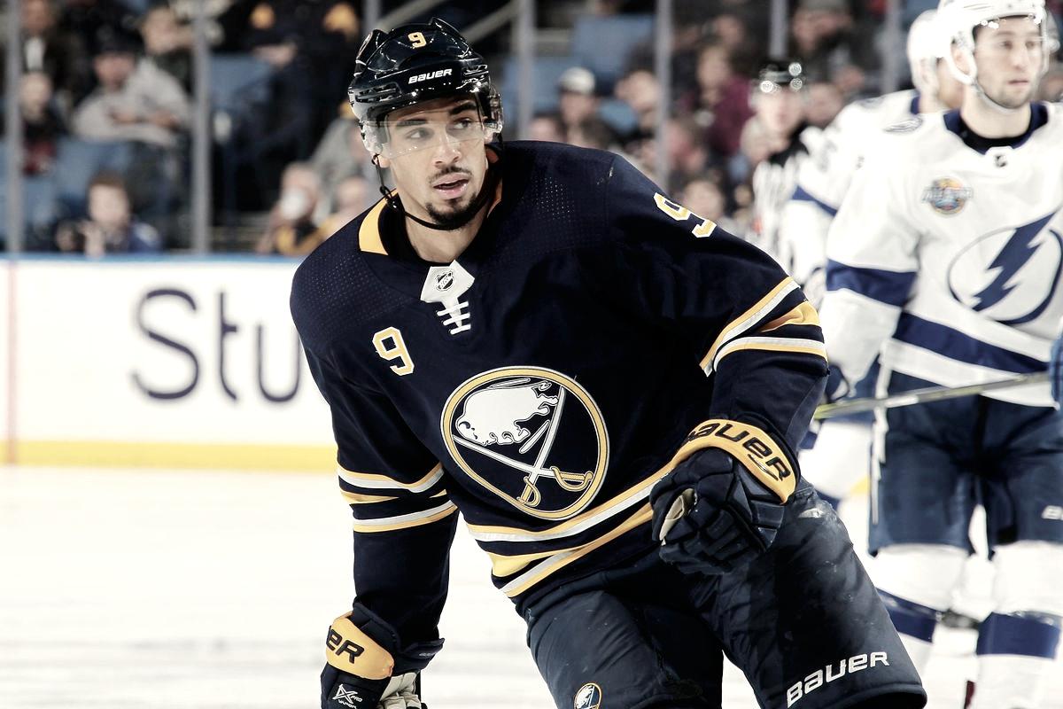 2018 NHL Trade Deadline: Evander Kane traded to the San Jose Sharks