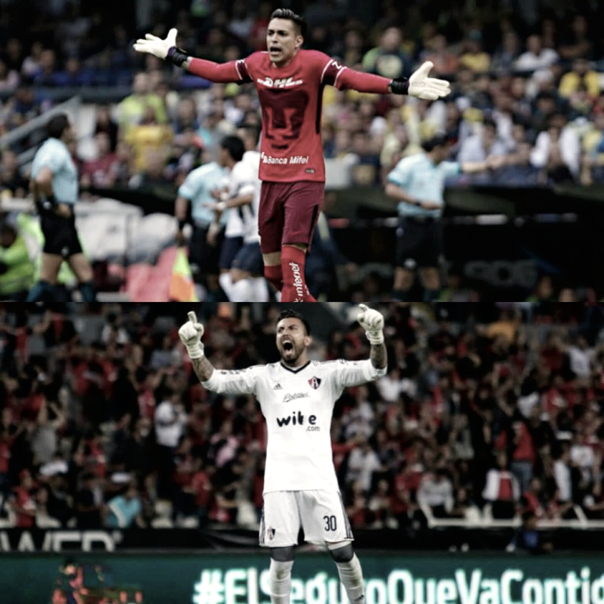 Saldívar vs Fraga, ¿quién será titular en el Apertura 2018?