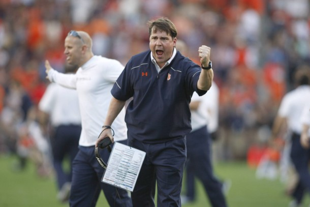 South Carolina Hires Will Muschamp