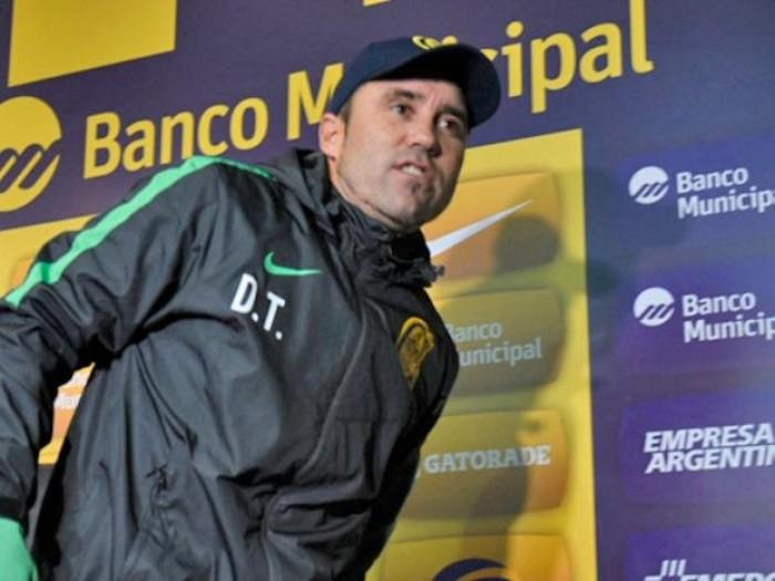 """El objetivo para este semestre es la Copa Argentina""."