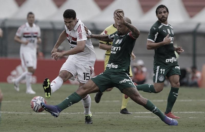 Com volta de Nenê, São Paulo recebe Palmeiras pela semifinal do Paulistão