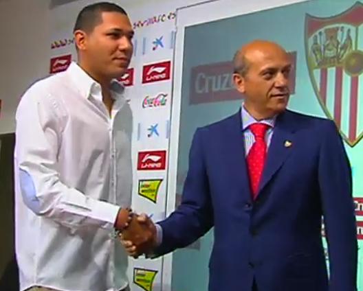 """Maduro: """"El Sevilla puede estar el año que viene en Champions"""""""