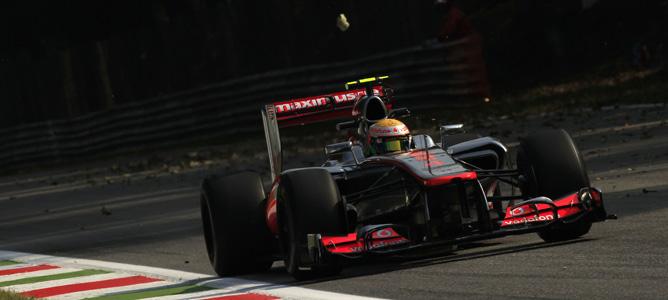 """Hamilton: """"Aún hay cosas que mejorar en el coche para mañana"""""""