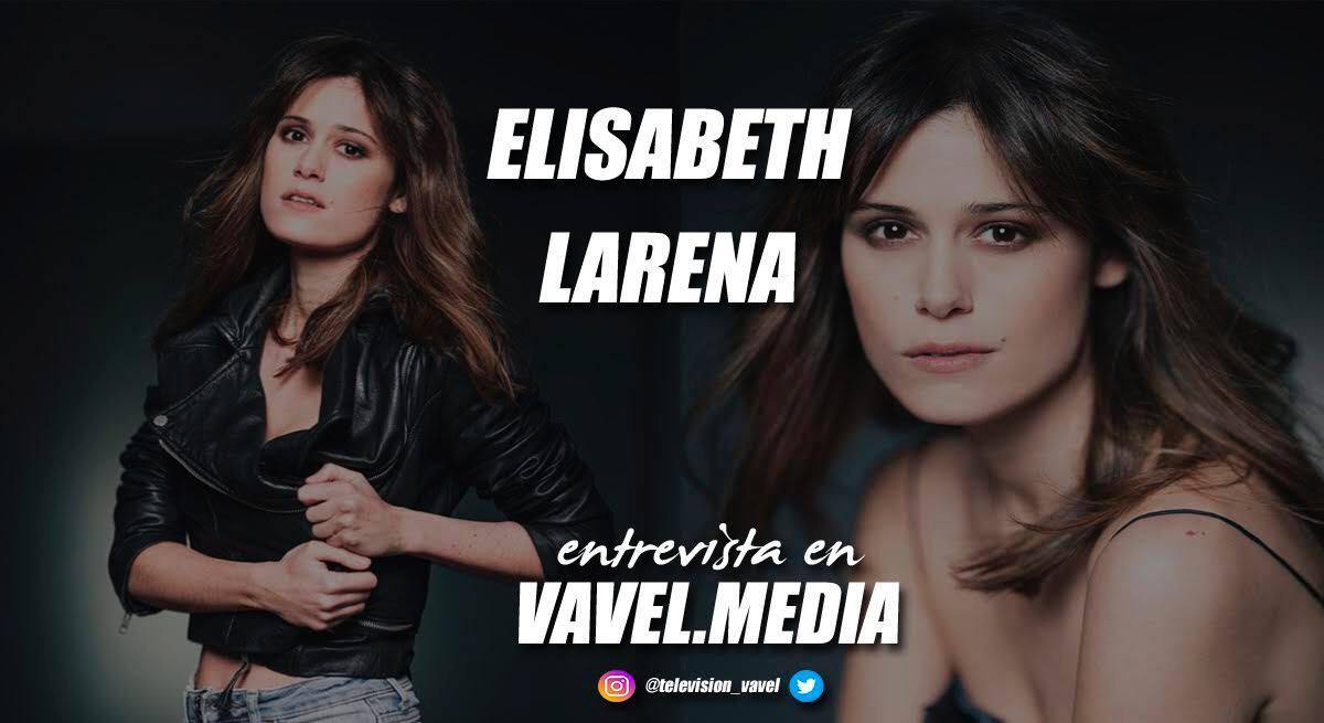"""Entrevista. Elisabeth Larena: """"Me gustaría tener un buen prota, que no me pegue nada y que me suponga un reto"""""""
