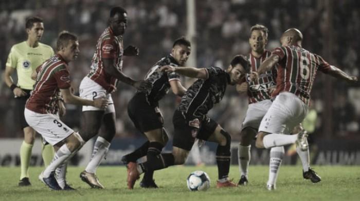 Uno por uno de Independiente Rivadavia ante Instituto