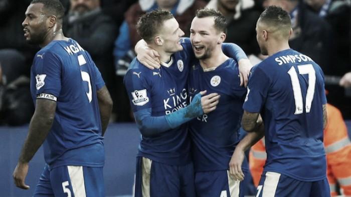 Continúa el sueño del Leicester