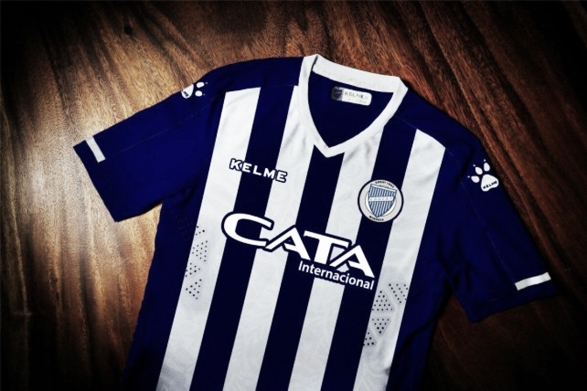 Así sería la nueva camiseta de Godoy Cruz