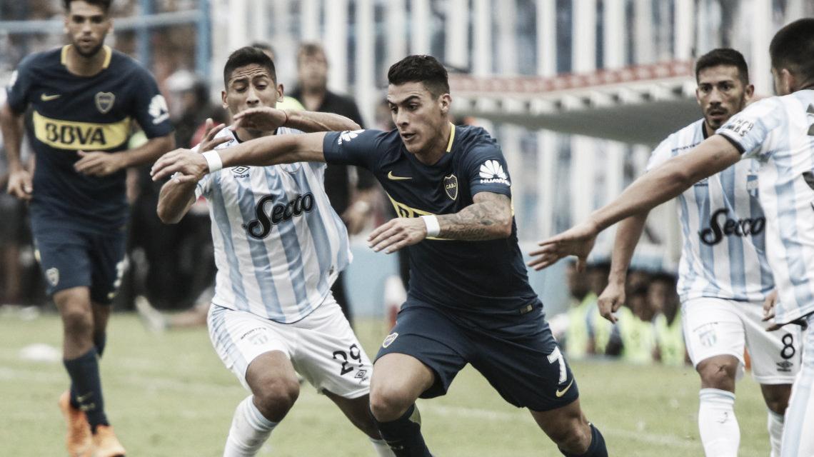 Previa Boca Juniors - Atlético Tucumán: se ponen al día