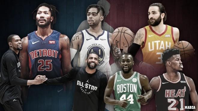 Mercado de pases de la NBA