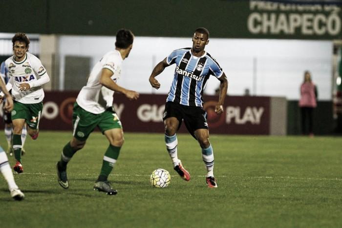 Resultado Chapecoense x Grêmio no Brasileirão 2016 (3-3)