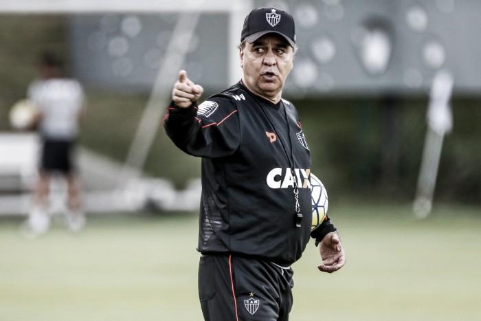 """Ainda sem vencer no Atlético-MG, Marcelo Oliveira acredita em título: """"É possível"""""""