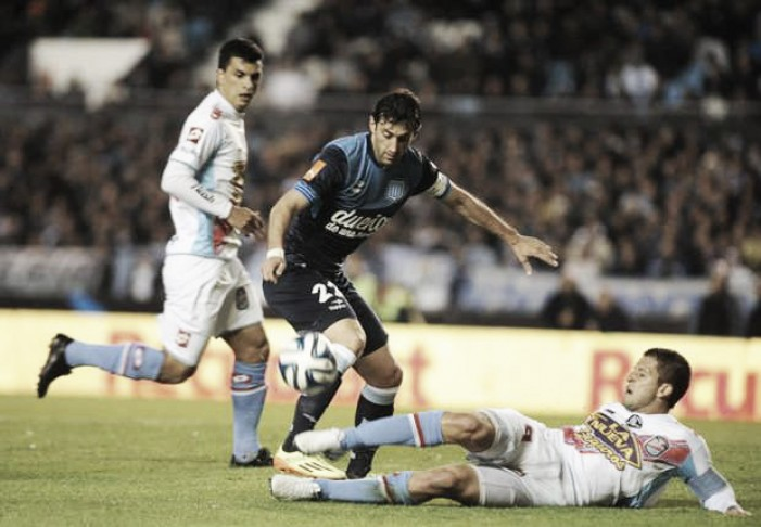 Historial entre Racing y Arsenal