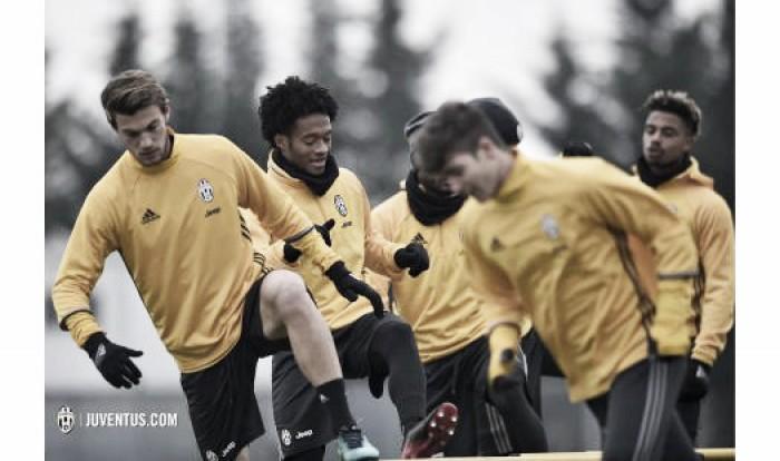 Juve, Pjanic e Lichtsteiner recuperano per la Supercoppa