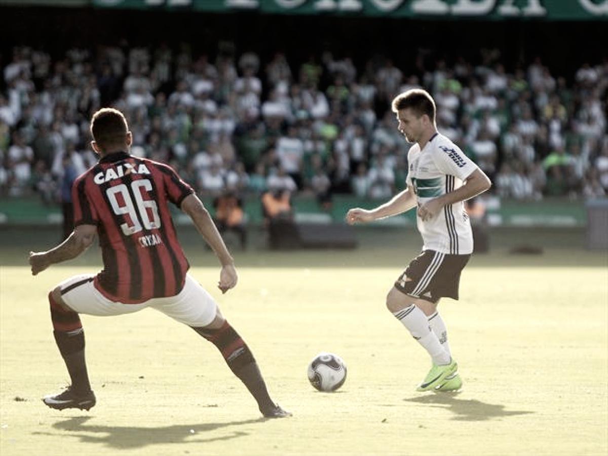 Em momentos distintos na temporada, Coritiba e Atlético-PR começam a decidir Paranaense