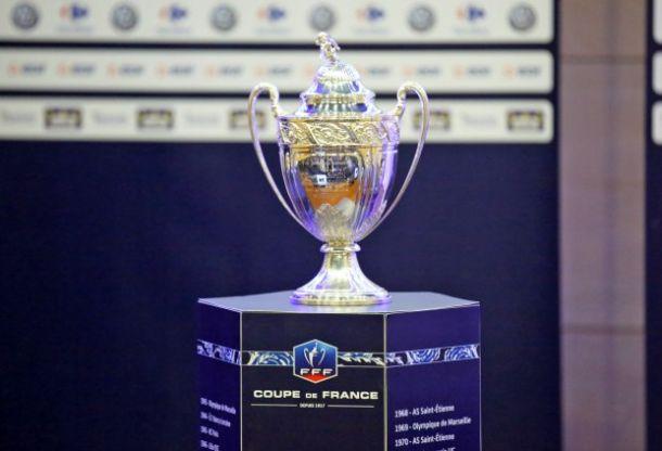 CdF : Paris SG - AS Monaco en quarts, le tirage au sort complet