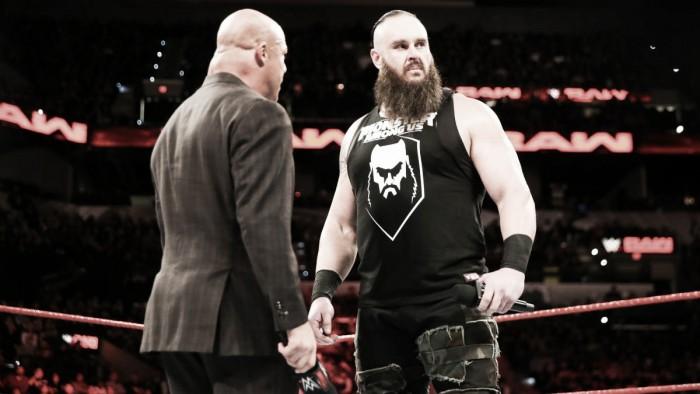 Resultados RAW 15 de enero de 2018: Braun Strowman sigue desatando su furia