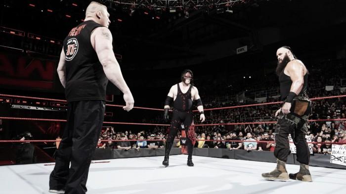 RAW 18/12/17: pautas marcadas camino al Royal Rumble