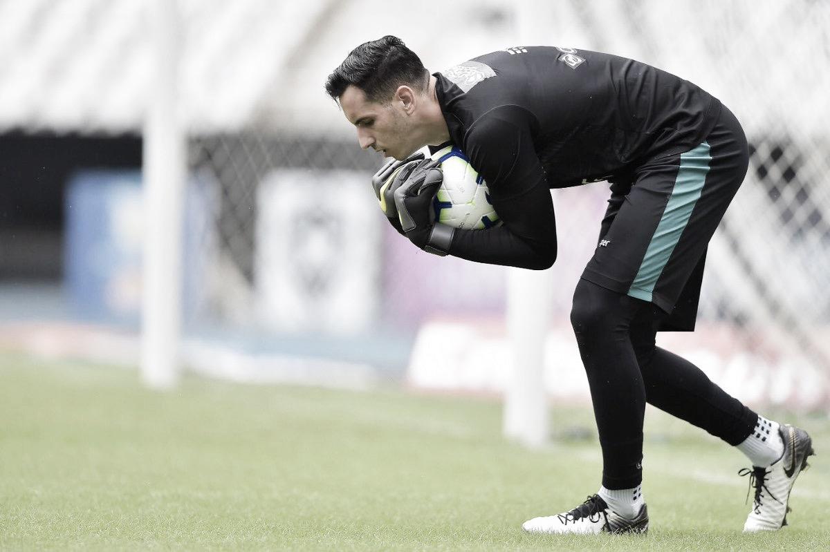 """Convocado para a Copa América, Gatito enaltece Cavalieri: """"Tem experiência e é um vencedor"""""""