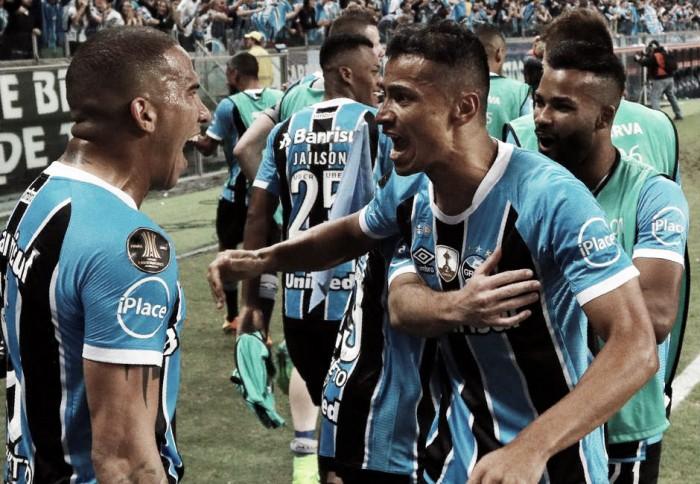 Jael: de criticado pela torcida à peça fundamental em vitória gremista na Libertadores