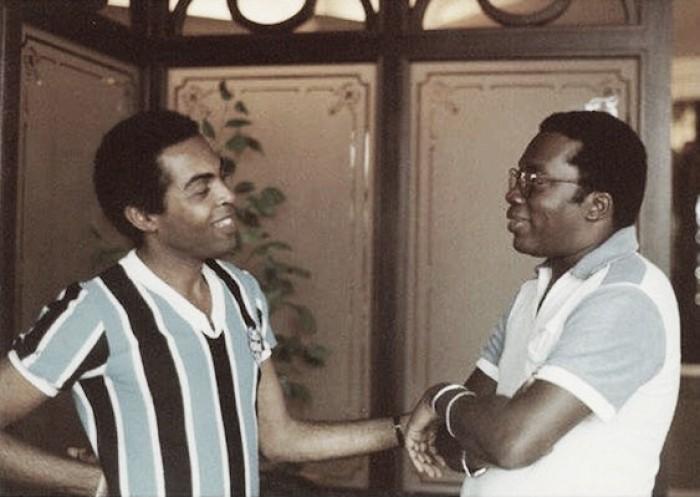 Através das redes sociais, atletas, artistas e clubes parabenizam Grêmio pelos 114 anos