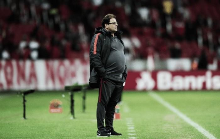 """Guto faz declaração polêmica sobre gol sofrido e revela: """"Me preocupa é definir a classificação"""""""