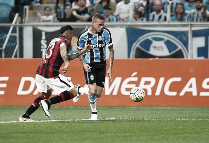 Para evitar abalo, Grêmio encara ascendente Atlético-PR na ida das quartas da Copa do Brasil