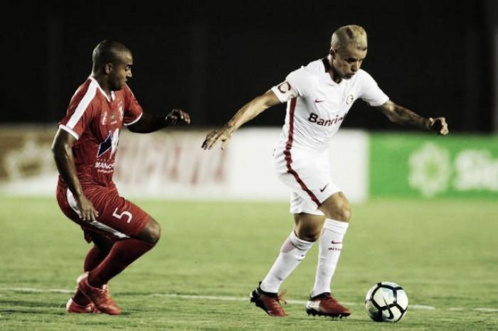 Resultado Internacional vence Oeste na Série B 2017 (2-0)